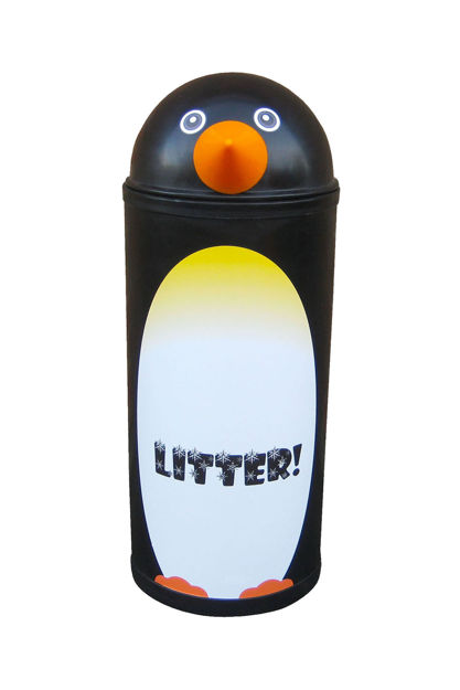 Picture of Large Penguin Bin