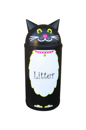Picture of Small Cat Litter Bin