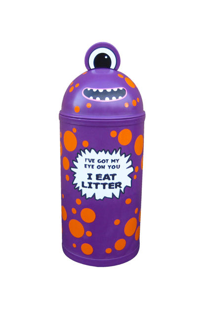 Picture of Small Monster Litter Bins