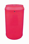 Picture of Drinks Can Litter Bin with Push Top Lid