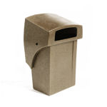Picture of Wall-Post Mounted Litter Bin