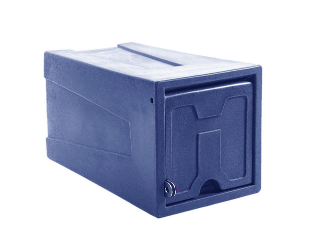 Picture of Jumbo Multi-purpose Locker with Padlock
