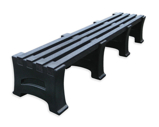 Picture of 100% Recycled 4 Person Premier Bench