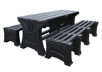 Picture of 100% Recycled Premier Table & Bench Sets