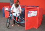 Picture of Bykebin Cycle Storage Unit
