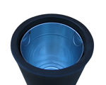 Picture of 100% Recycled Classic Litter Bin