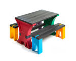 Picture of Junior Table & Bench set