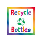 Picture of Slimline Classic with Junior Style Recycling Graphics