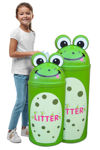 Picture of Small Frog Bin