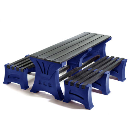 Picture of Premier 6-8 Person Table & Bench Set