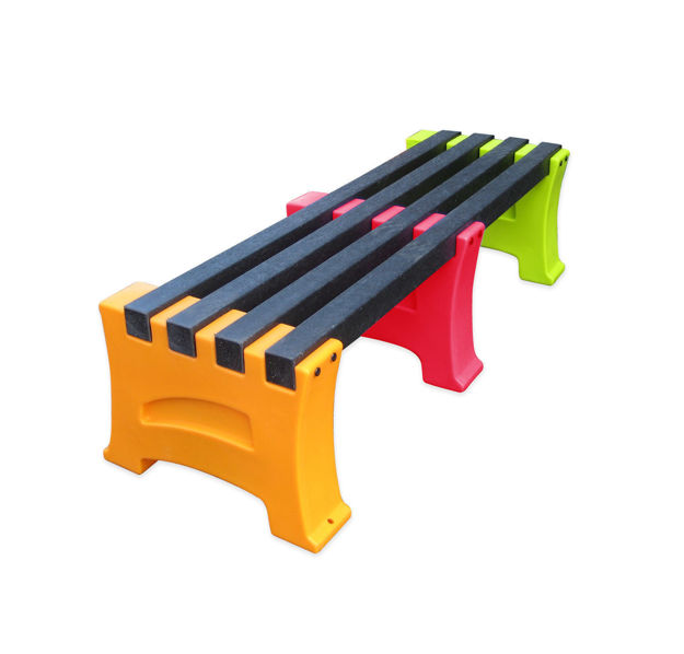 Picture of Three Person Bench