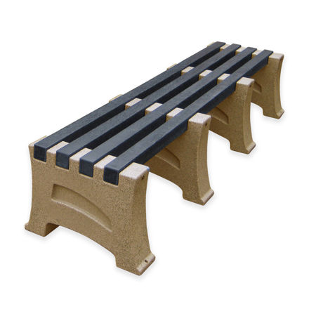 Picture of Four Person Bench