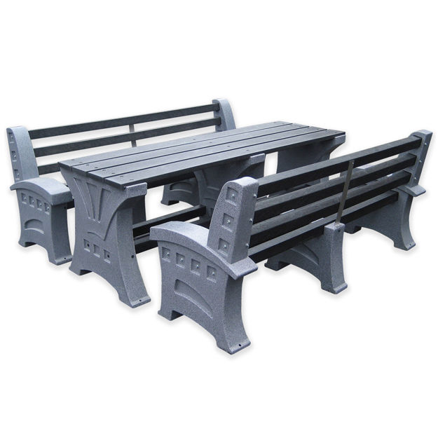 Picture of Premier 6 Person Table & Seat Set