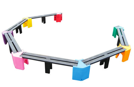 Picture of Multi-coloured Large Learning Curve